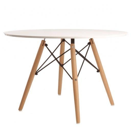 Matt Blatt Eames Coffee Table: Mesa Estructura Patas Madera Eames