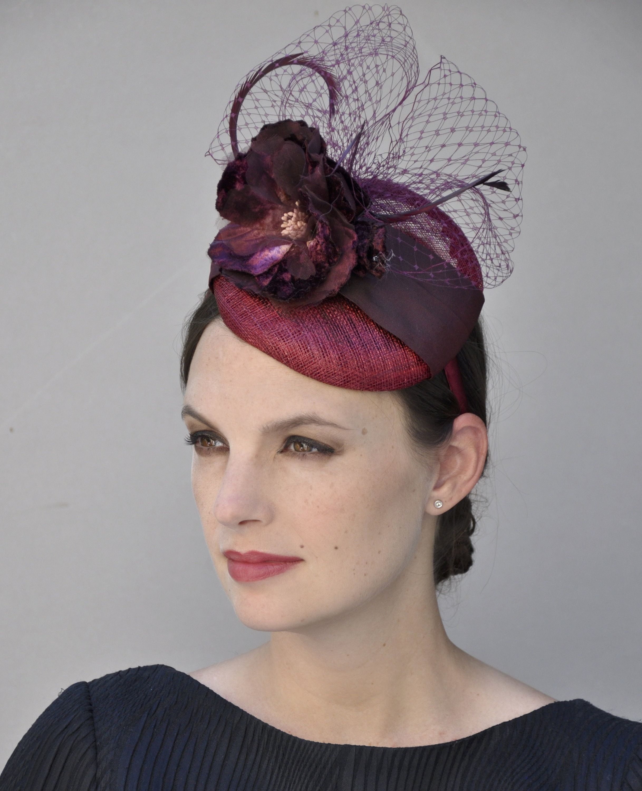 Ladies Formal Hat d7cb2385b38