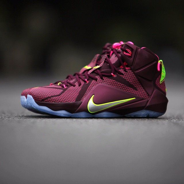 Nike Lebron 12 Double Helix
