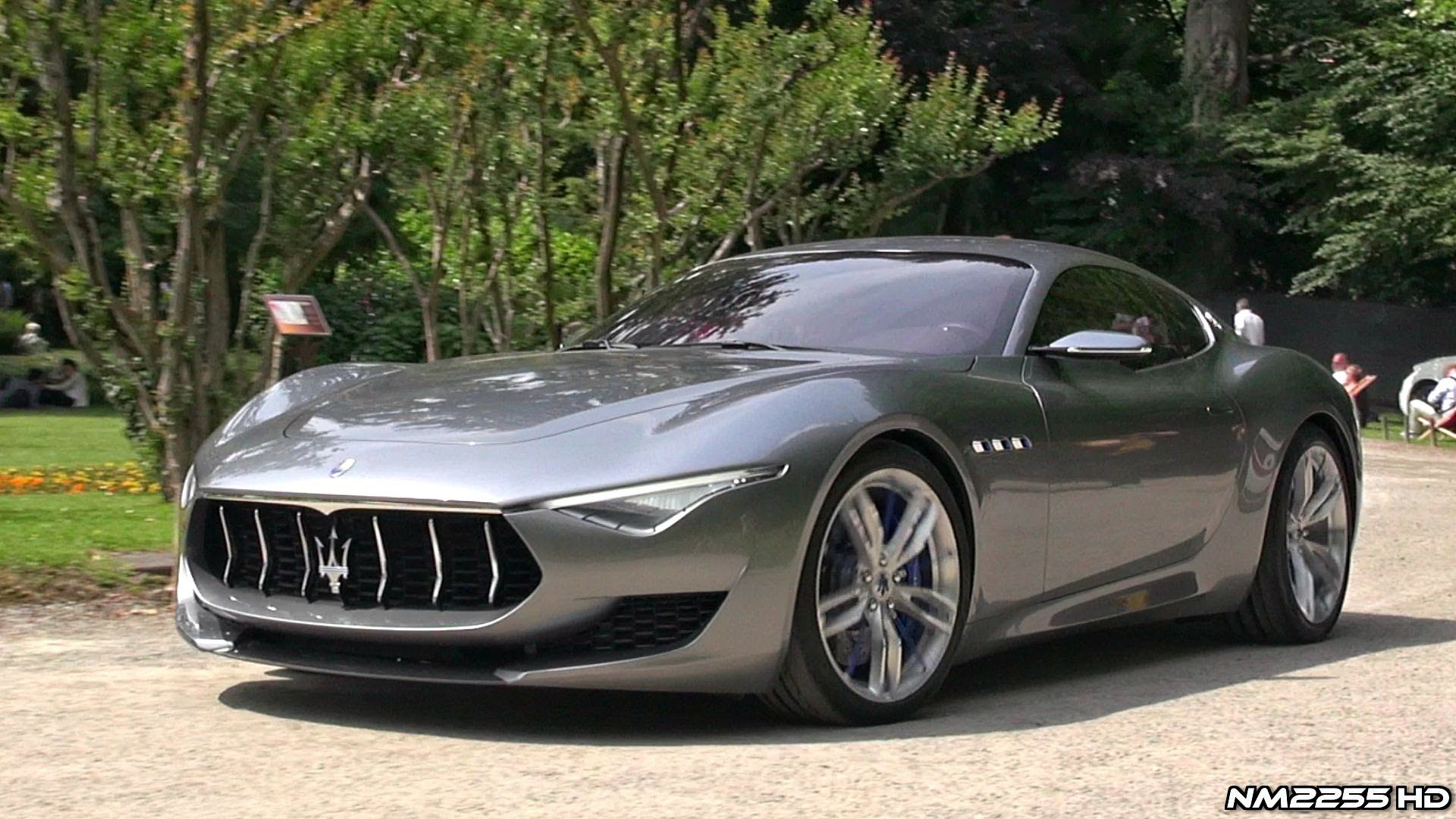 Maserati Going Electric All Electric Alfieri Planned For 2020