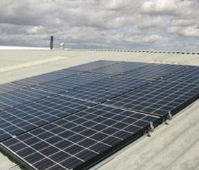 Solar Panels Under The Cloud Solar Solar Panels Roof Solar Panel