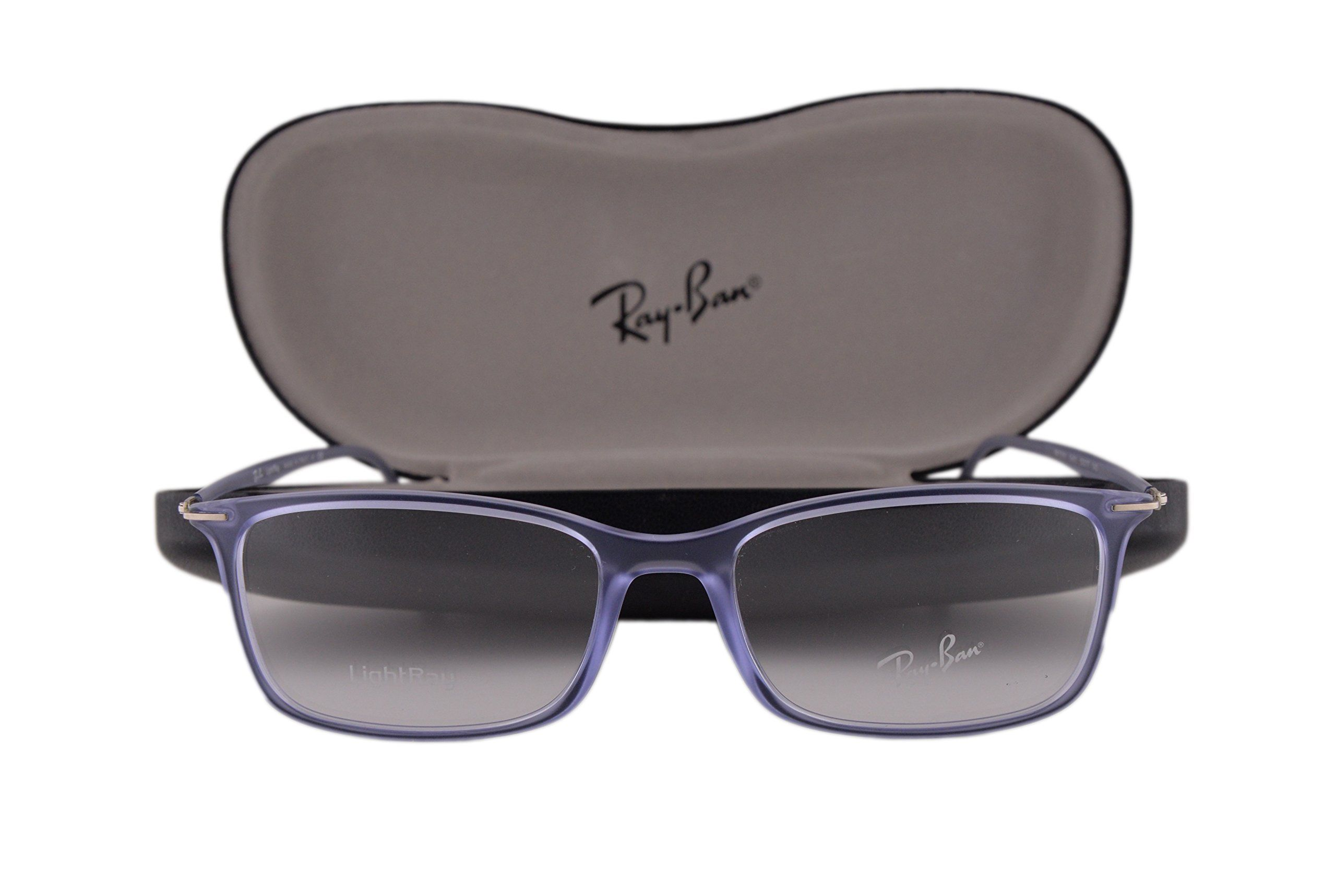 98fe3f186d Ray Ban RX7031 Eyeglasses 53-17-140 Demi Gloss Wisteria 5401 RX 7031. Ray  Ban Eyewear. Model  RX7031. Color Code  5401 Demi Gloss Wisteria w DEMO l…