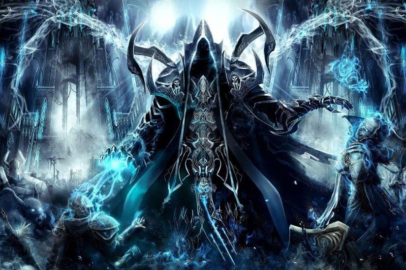 Diablo 3 Reaper Of Souls Wallpapers: Video Games, Diablo III, Diablo 3: Reaper Of Souls