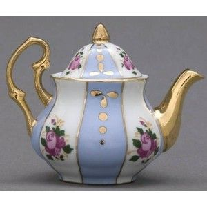 Now that's a teapot!
