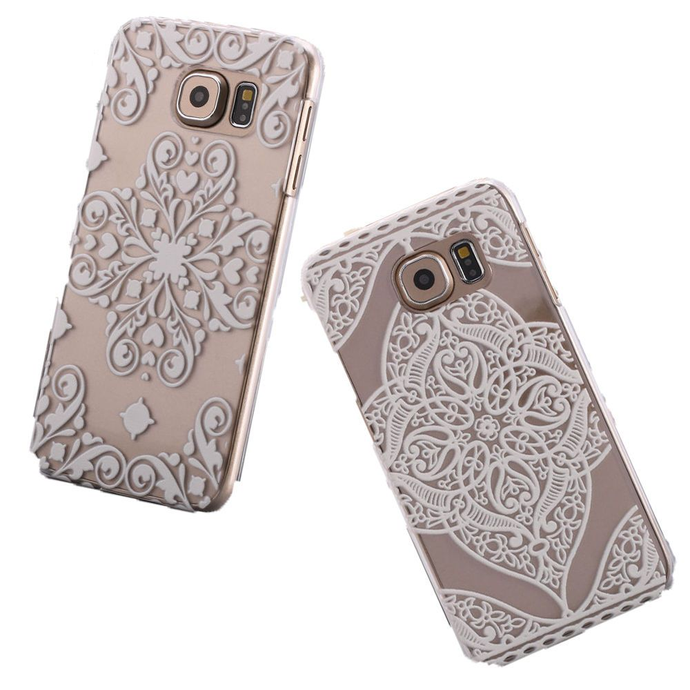 neu 7 muster dream catcher hard back handyhlle case cover fr samsung galaxy s6 - Handyhullen Muster