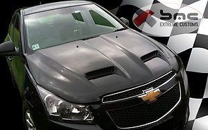 Chevrolet Cruze Predator Ii Ram Air Hood 2011 2015 Chevy Cruze