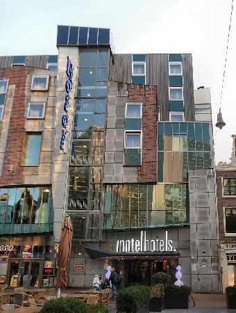 our hotel in amsterdam