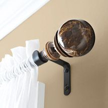 Home Better Homes Gardens Curtain Rods Modern Curtain Rods