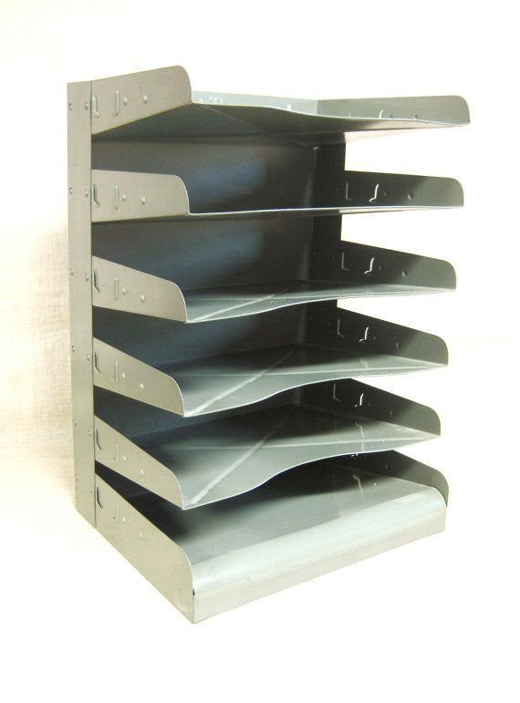 Desk Chair Industrial Gaming On Sale File Rack , Folder Tower Large Office Supply Organization ...