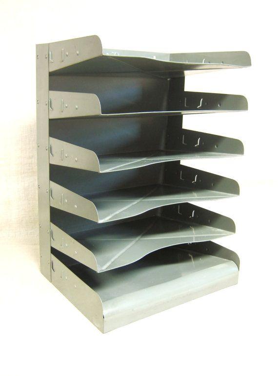 File Rack Folder Rack File Tower Industrial Large