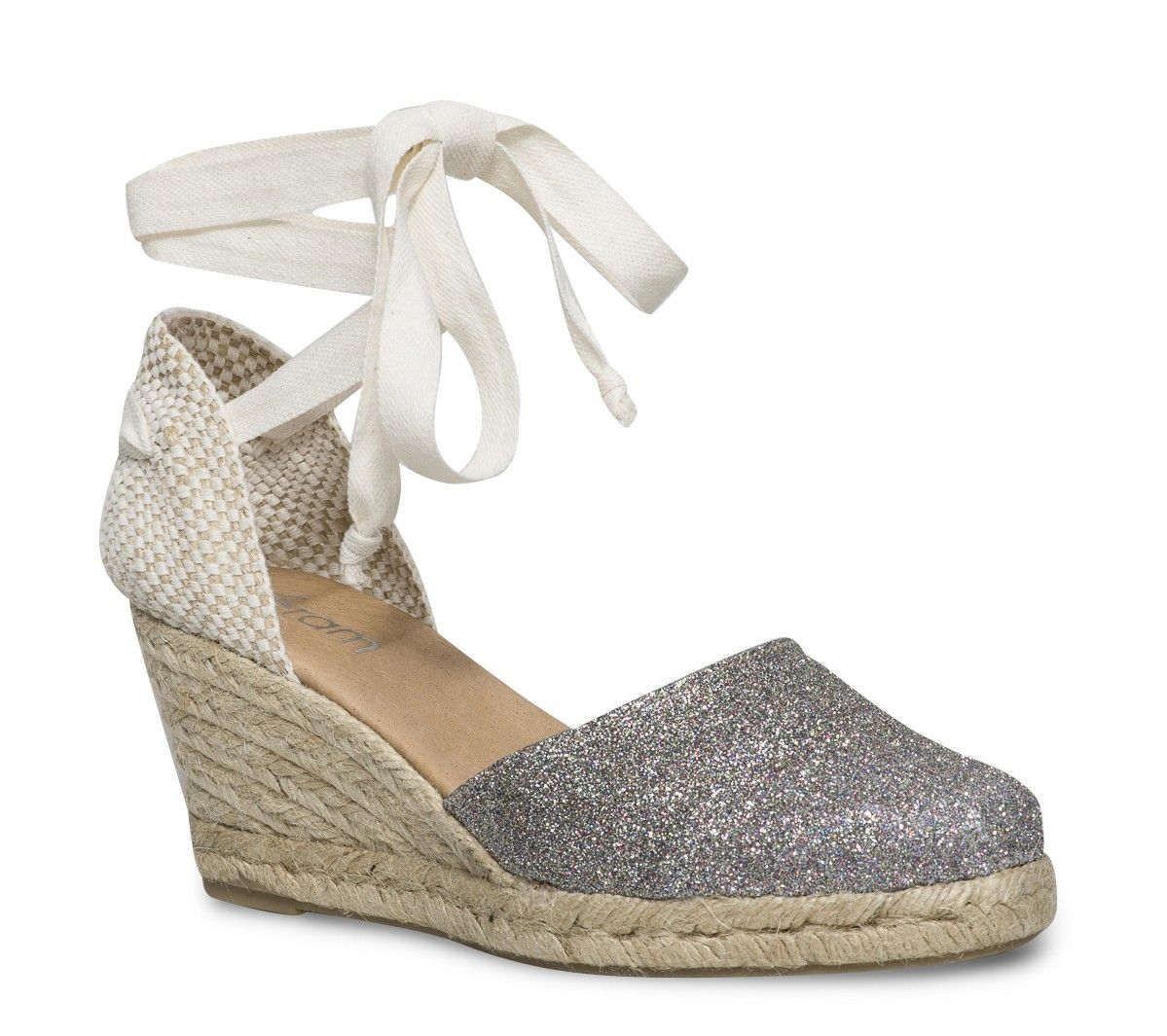 new high shoes for cheap cheapest Espadrille compensée argent   ugg shoes   Espadrilles, Ugg ...