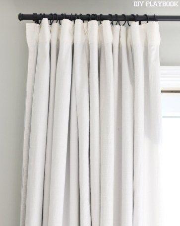 20 no sew curtains ideas inhabit blog rh inhabitblog com