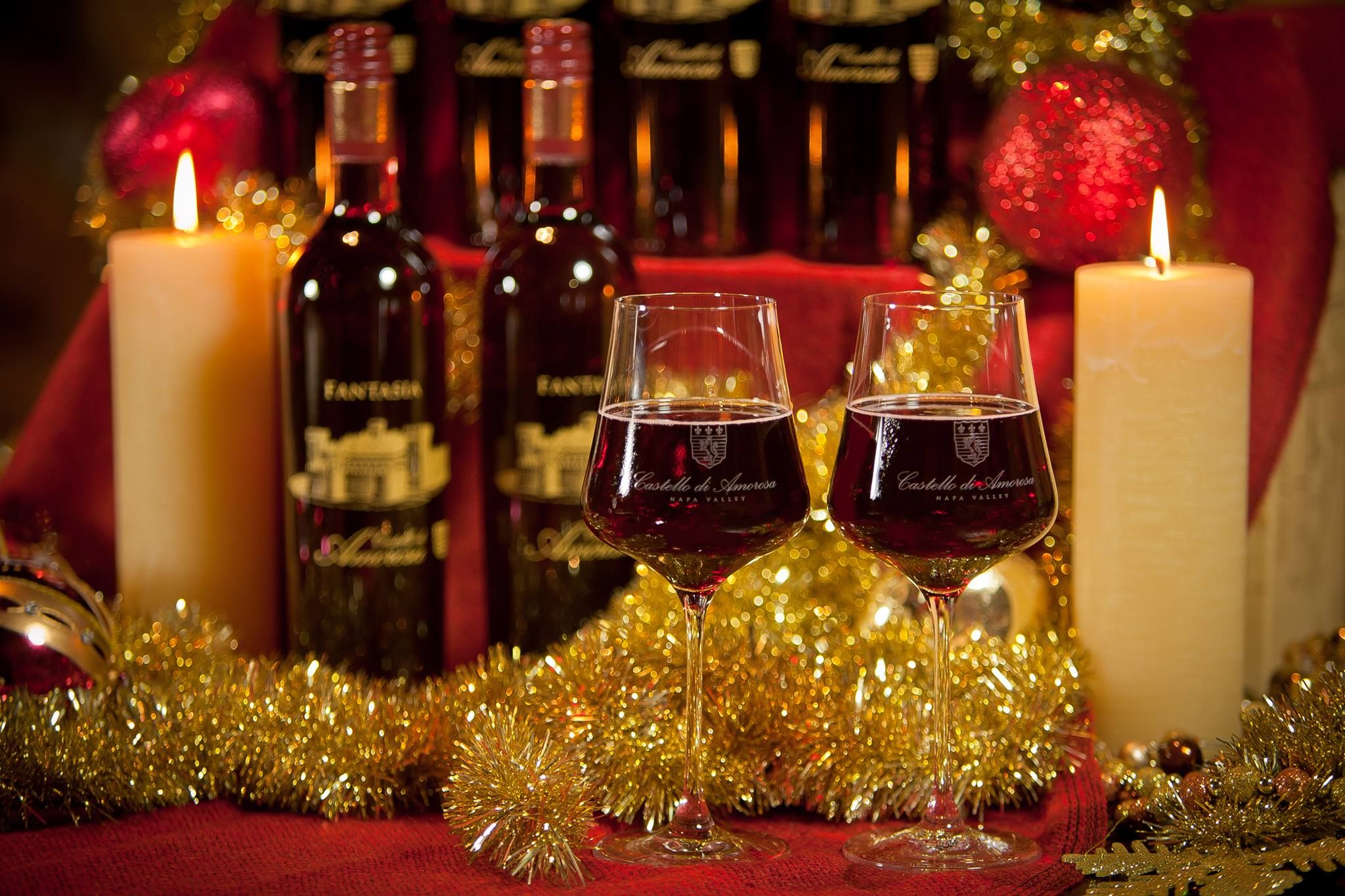 Add a little sparkle to this holiday season with Castello di ...