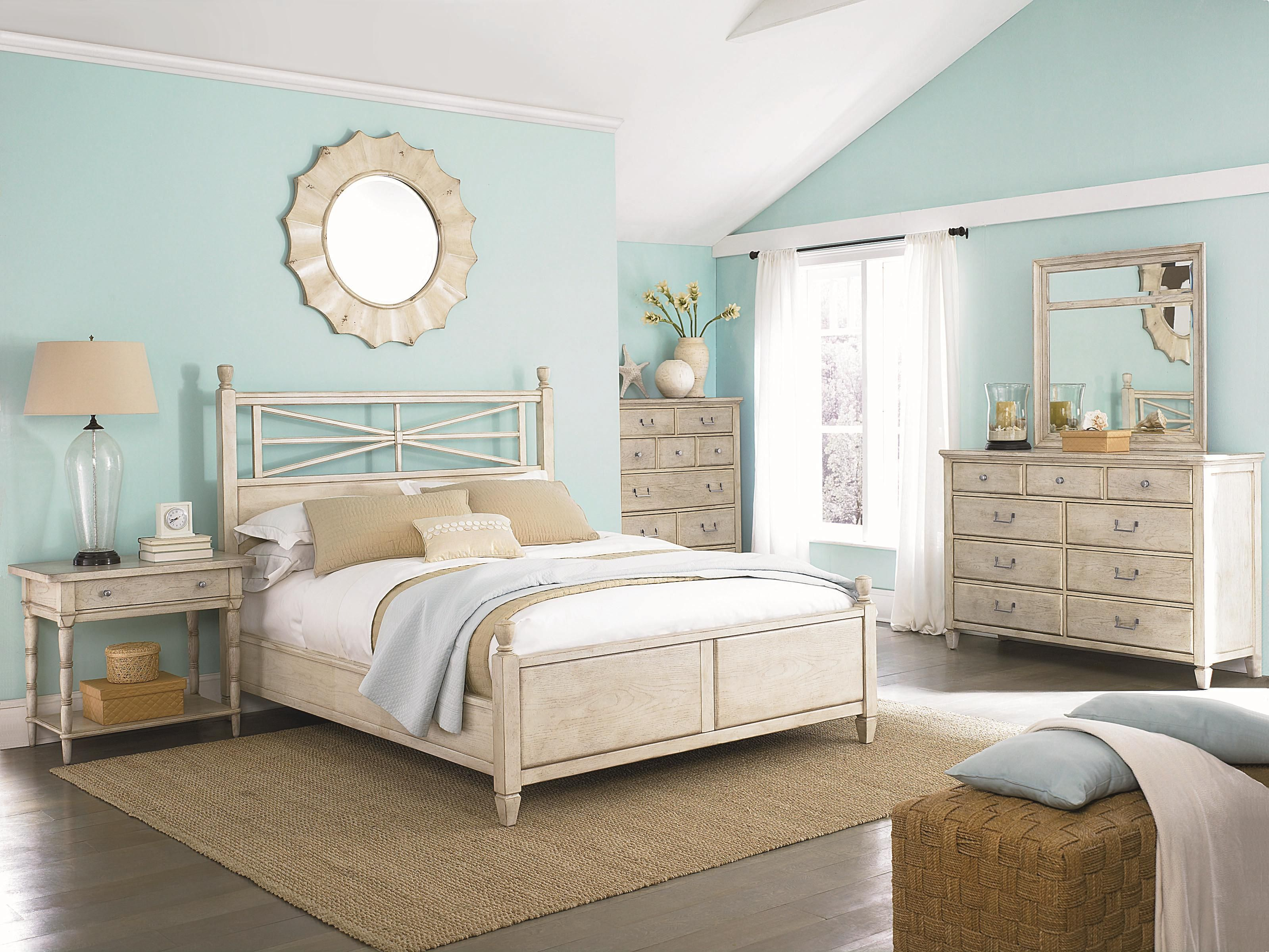 Americana Home King Bedroom Group By American Drew