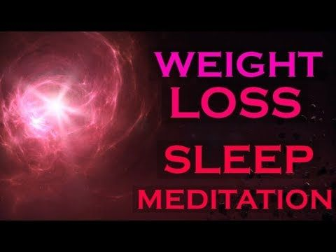 Fitness Music - Weight Loss SLEEP MEDITATION ~ Creating Healthy Habits with Meditation  #Fitness Fit...