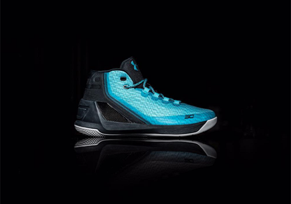 6b3d3f27 Under Armour Curry 3 for the Carolina Panthers | Under Armour ...
