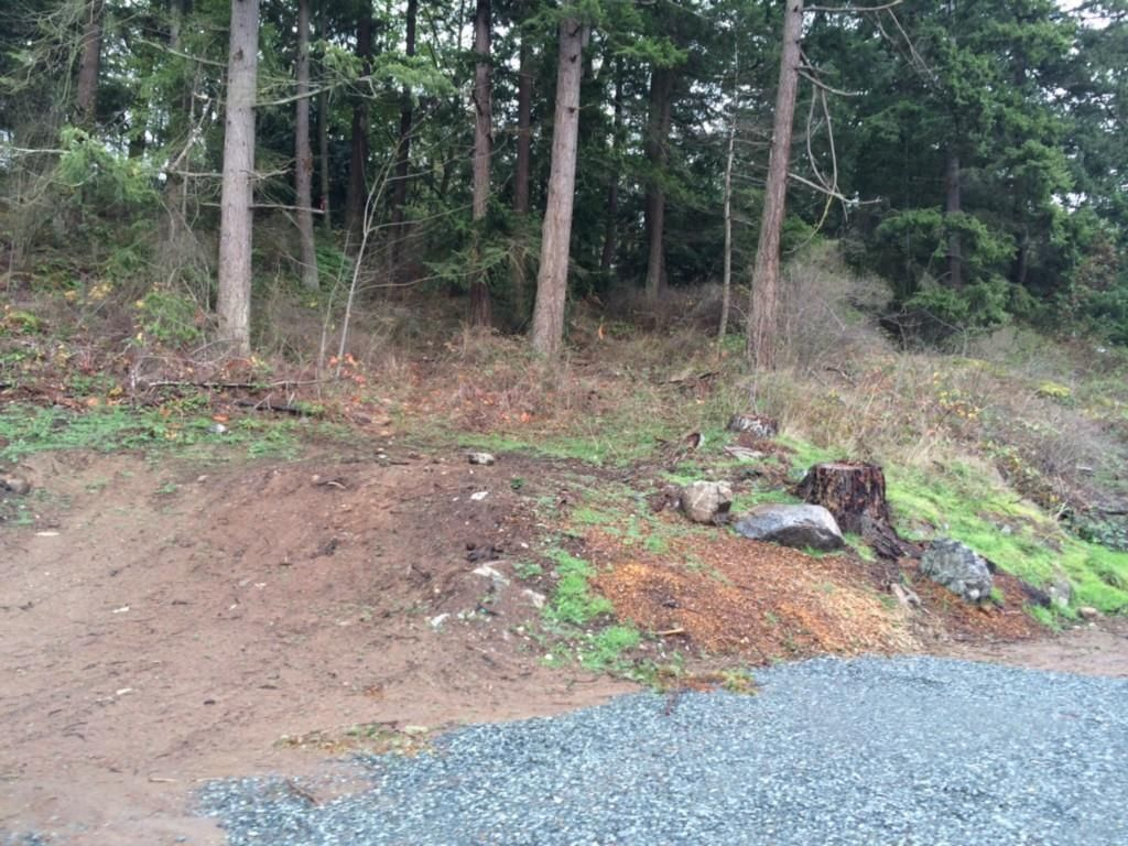 Ready to build on .8± acre lot! Access of Hwy 20-driveway to a level building pad that is great for a home site or RV. Geotech, soil test, water certification, lot certification, and critical area review approval available. Special 20±' set back approved. Power and water available in street. Easy commute to Anacortes or Whidbey Island