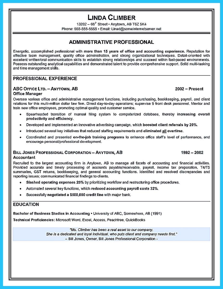 Administrative Assistant Resume Sample Stunning Administrative Assistant Resume Sample Is Useful For You Who Are Now .