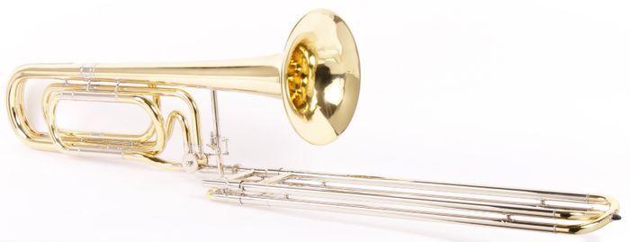 Used Miraphone Mi57f Contrabass Trombone Regular