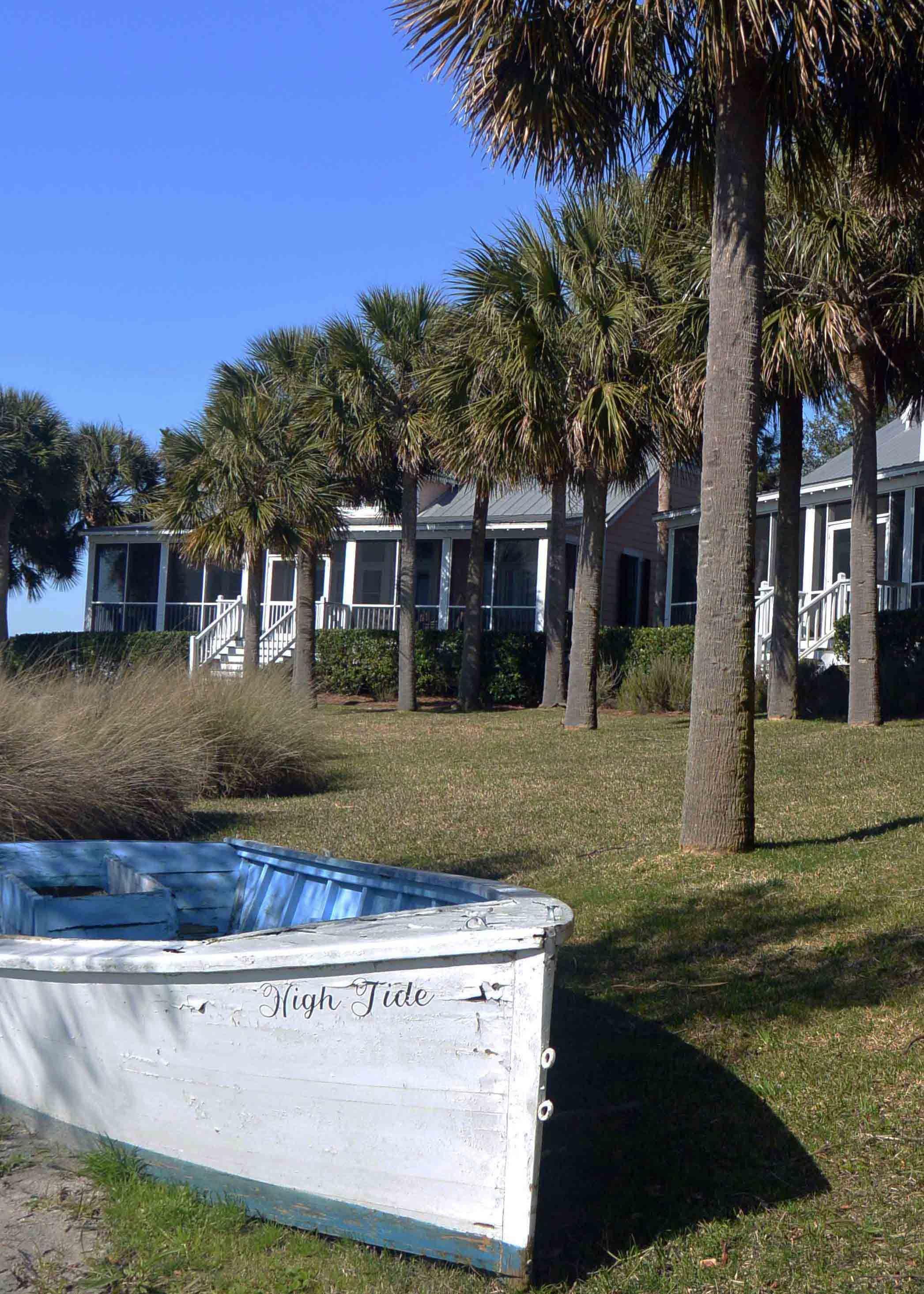 Retreat To The Cottages On Charleston Harbor South Carolina Travel Cottage