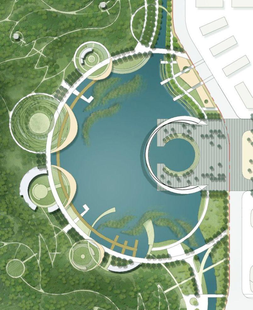 Landscape Ideas For Gardening Lest Landscape Gardening For Dummies Round Landscape Garden Landscape Architecture Design Landscape Design Plans Landscape Design
