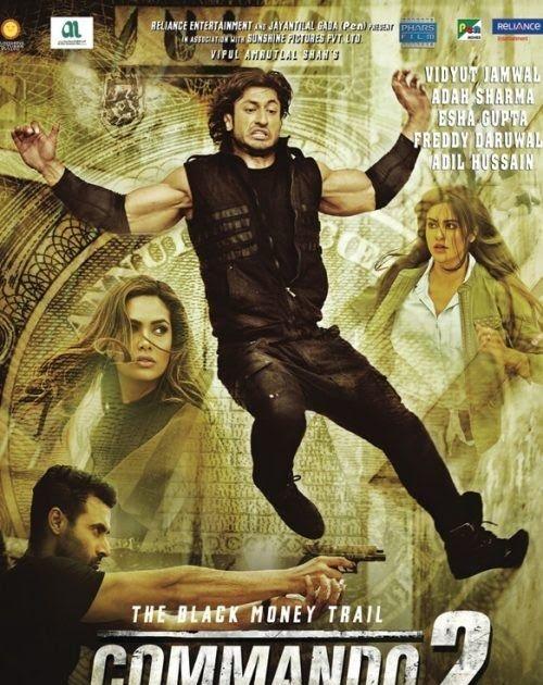 commando 2 hindi full movie free download