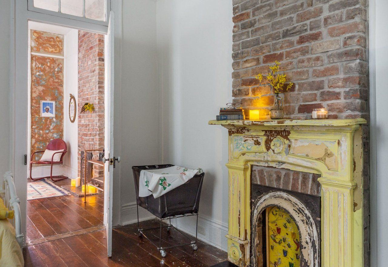 Pin on HOME Decor Styles Shotgun Houses Fireplace Designs on cottage fireplace, a-frame house fireplace, tree house fireplace, victorian house fireplace,