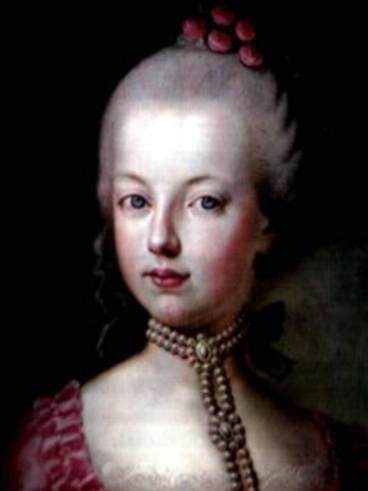 Maria Antonieta Archiduquasa de Austria