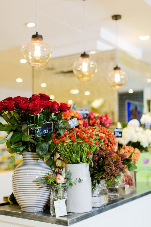 Florist Philippa Craddock Opens Her First Retail Shop In