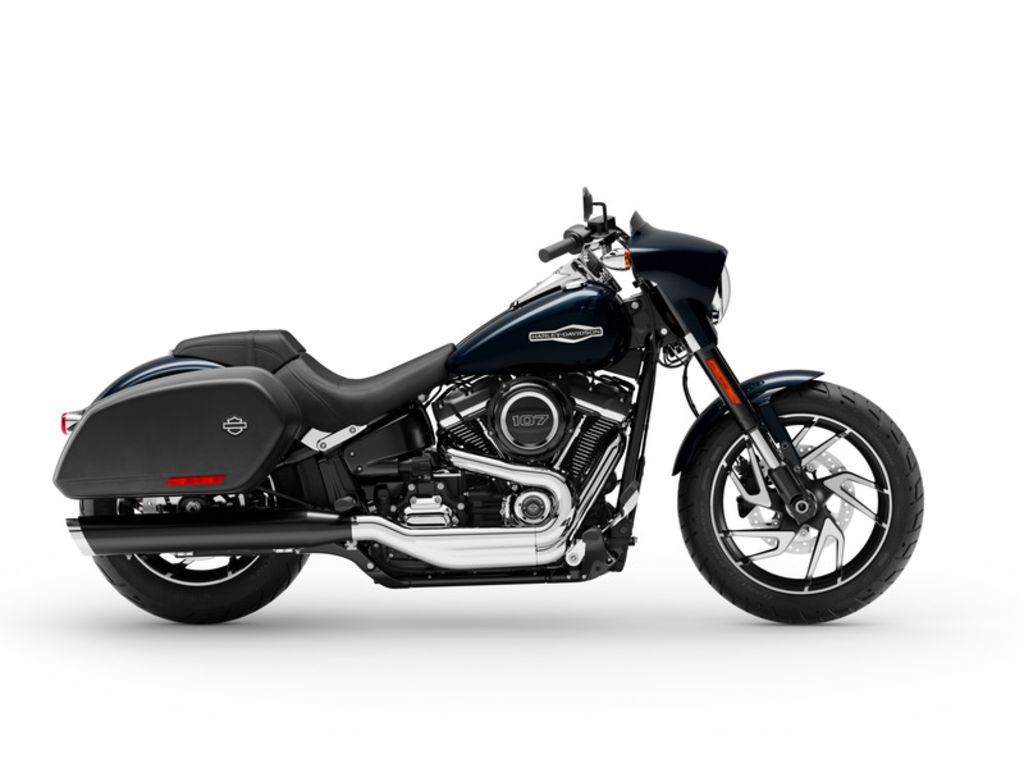 2019 HarleyDavidson® FLSB Softail® Sport Glide® 19