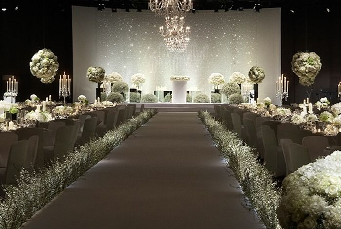 The Shilla Hotel In Seoul South Korea Korean Wedding Venues