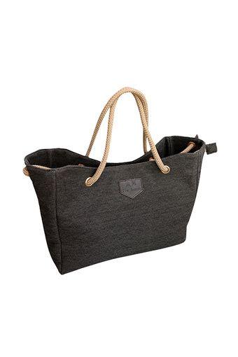 Buy YBC New Fashion Female Handbag Simple Canvas Bag Black online at Lazada  Malaysia. Discount
