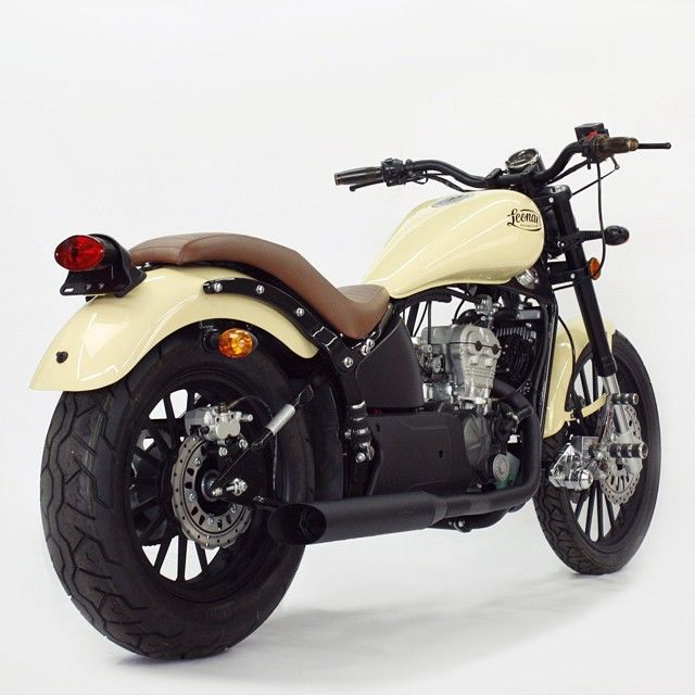 Snapwidget Leonart Daytona125 Retro Vintage Thesoulmatebuilders Madeinbarcelona Custom Motorcycle