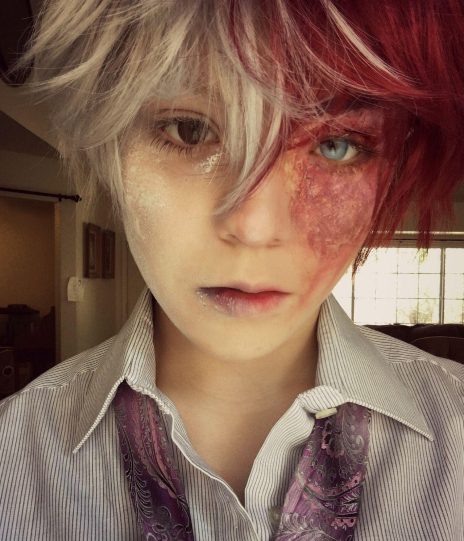 Boku no Hero Academia || Todoroki Shouto [ Cosplayer: planarshifting ] #Anime