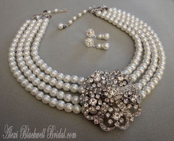 Pearl Necklace Tiffanys