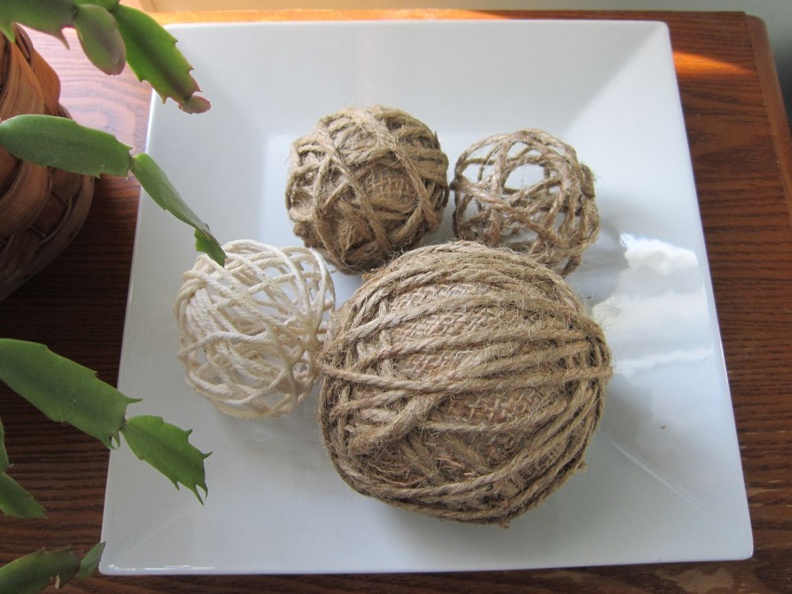 Ideas For Filling Decorative Bowls Diy Decorative Bowl Fillers  Bowls Craft And Diy Ideas