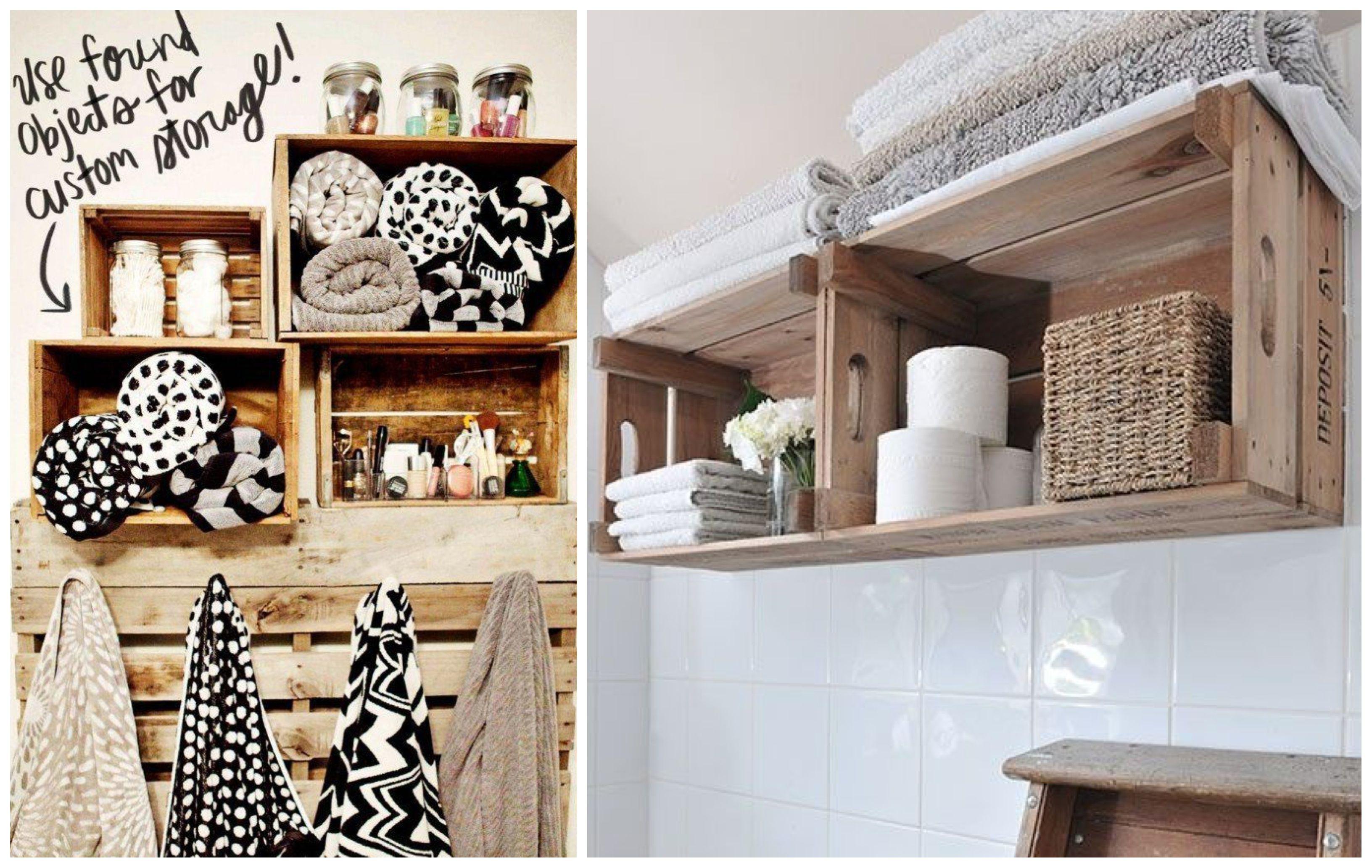 43 idées de petit rangement abordable pour l'appartement ! | Organizations and Storage