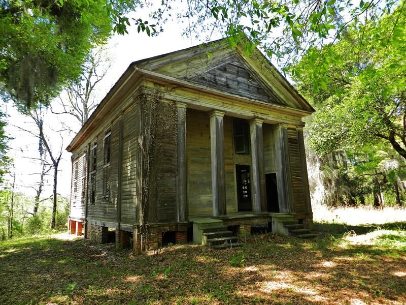 Adams Grove Presbyterian Church Dallas County Alabama
