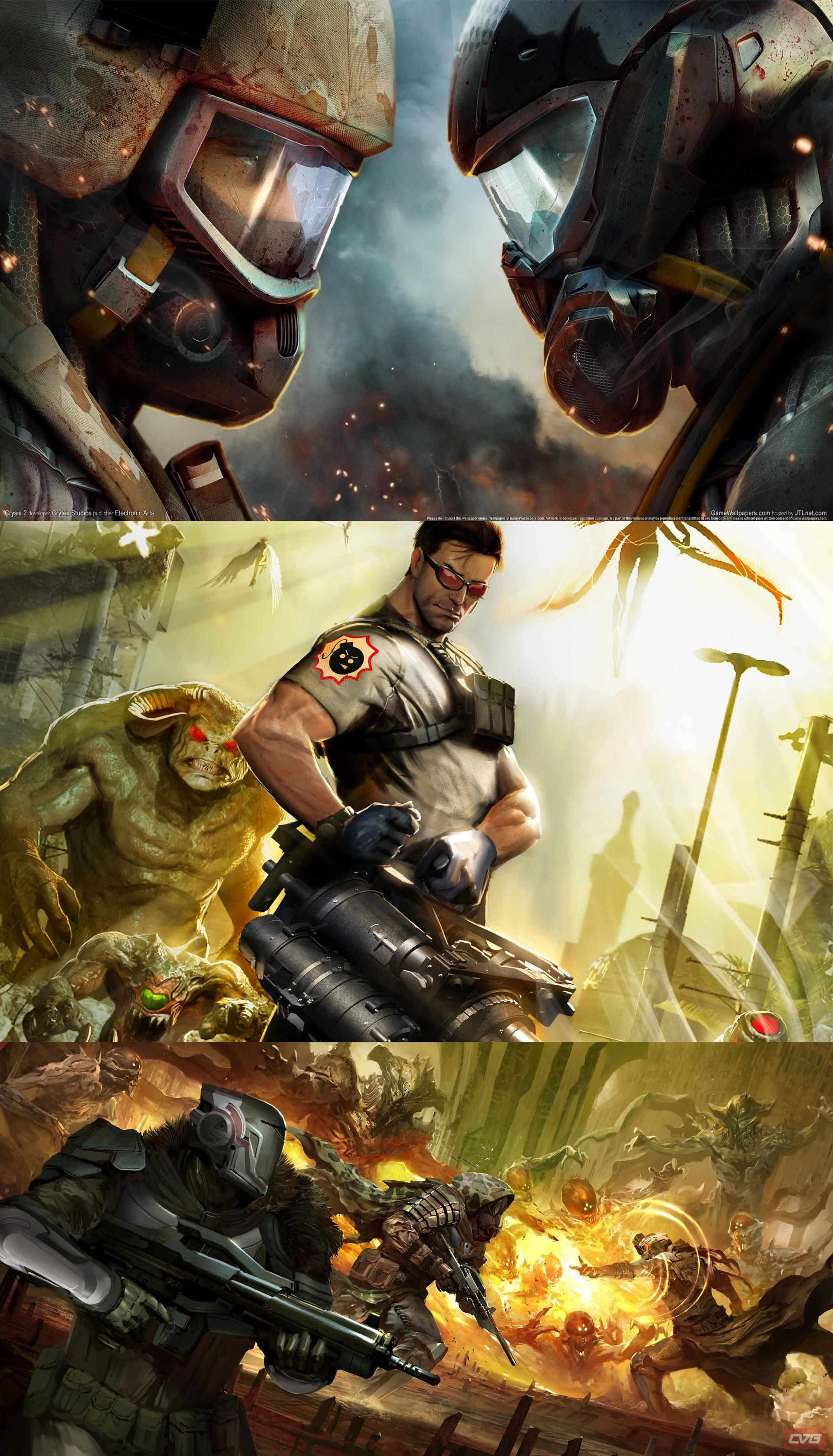 Xbox Download 676 Wallpapers Page 1 Forwallpaper Com Cool Art Serious Sam Art