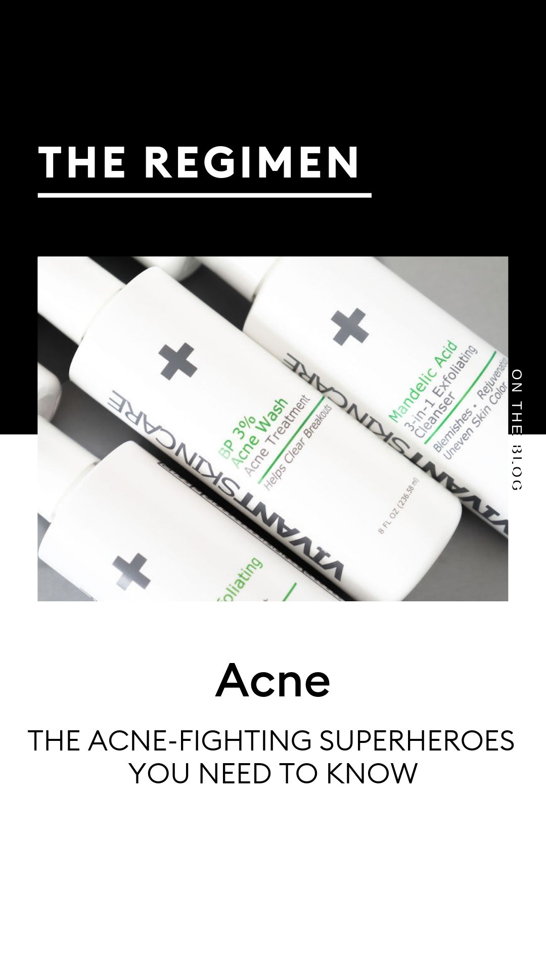 The AcneFighting Superheroes You Need to Know (With