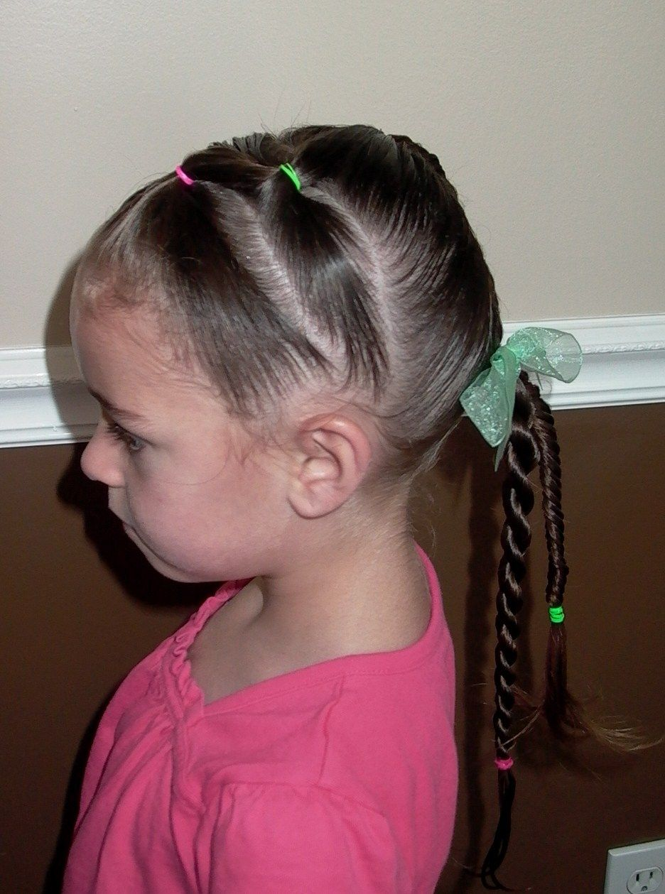 Hairstyles For Little Kids Little Girl Hairstyles Hair Styles Pinterest Girl Hairstyles