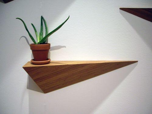 Futuristic Home Furniture Cube Shelves Wall
