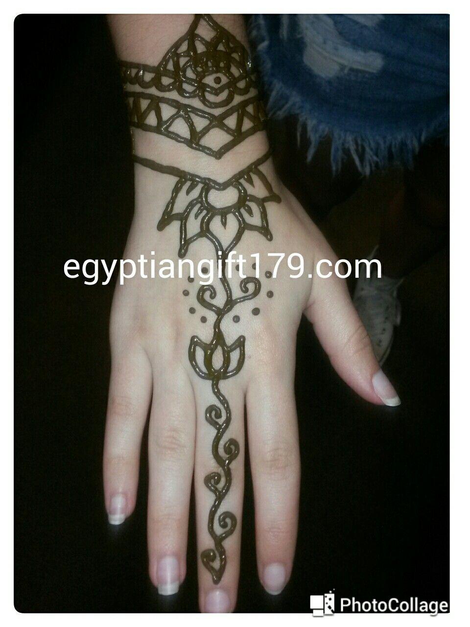 Egyptian gift corner henna shop henna kit henna