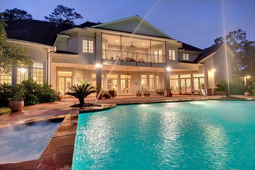 When Can I Move In Big Houses With Pools Fancy Houses House