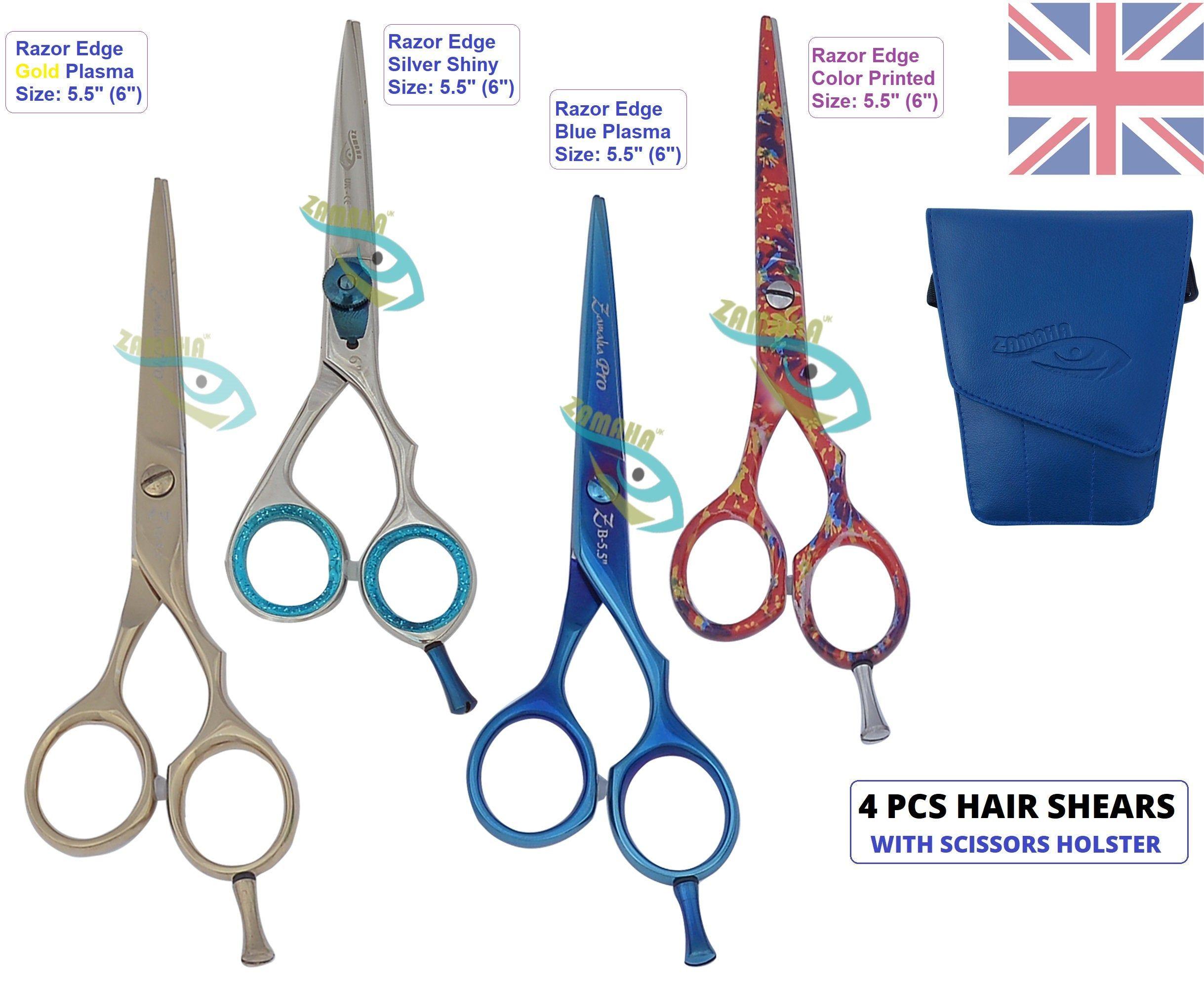 Professional Hairdressing Scissors Hair Barber Scissors Etsy Hairdressing Scissors Thinning Scissors Hair Barber