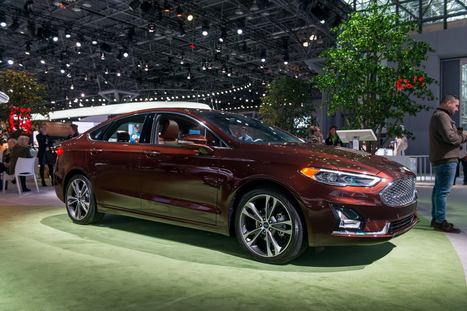 2019 Ford Fusion Energi Overview And Price Ford Fusion Energi Ford Fusion 2019 Ford