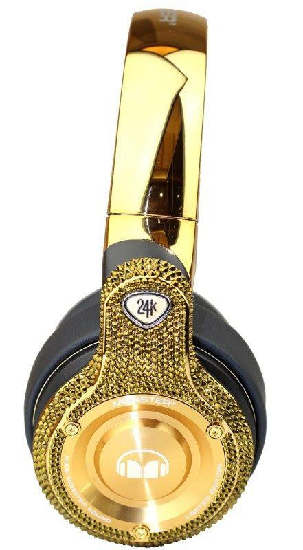 rogeriodemetrio.com: Headphones crystal SWAROVSKI