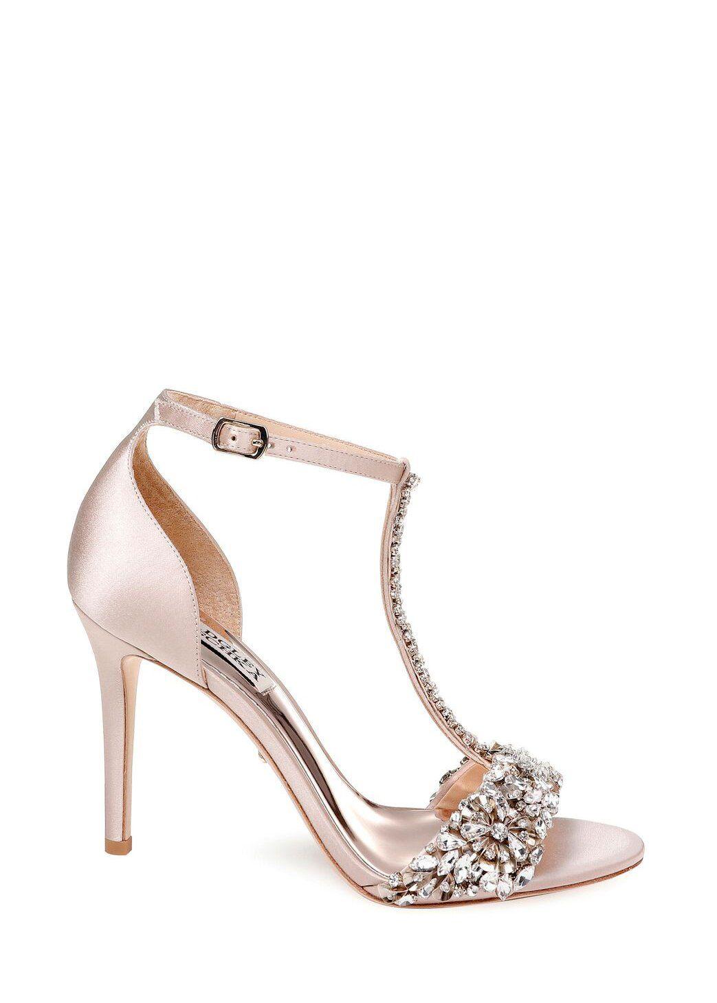 Veil Shoes Badgley Mischka Eternal Bridal Badgley Mischka
