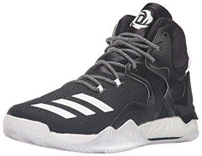 Adidas Performance hombres d Rose 7 zapatilla de Baloncesto equipo de revisión