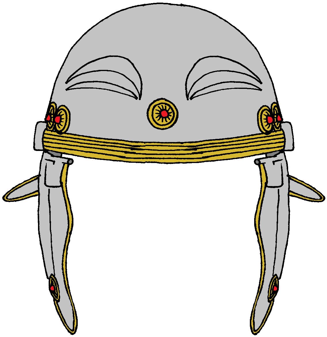 Roman Italic B Helmet Ancient Warfare Roman History Ancient Rome